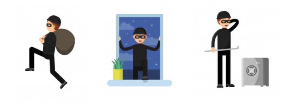 Tag testen: Hvor tyverisikret er dit hjem?