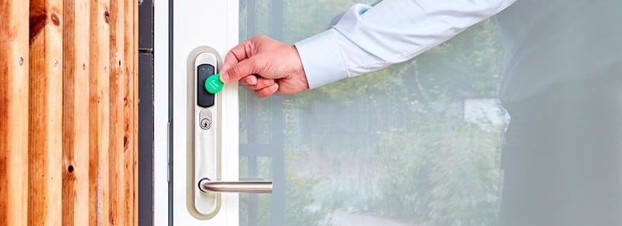 Adgangskontrol giver sikkerhed, tryghed og glade beboere i boligforeningen