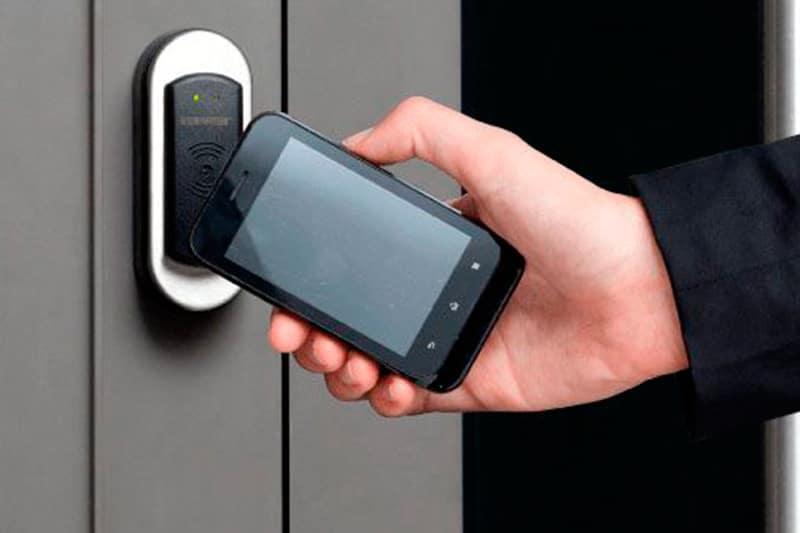 Adgangskontrol med app