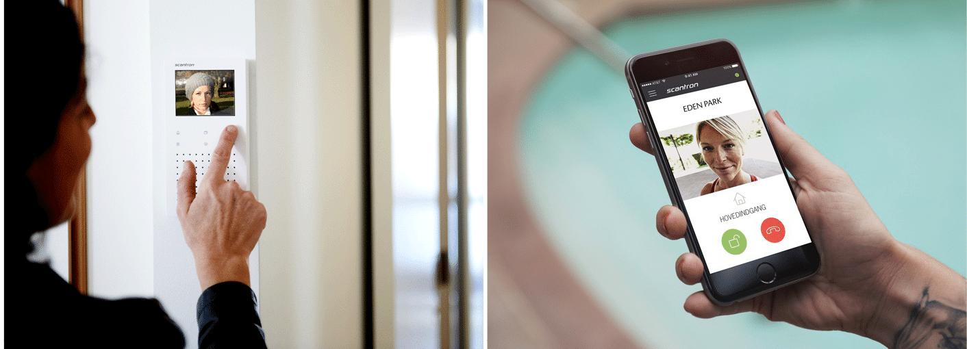 dørtelefon den nyeste teknologi