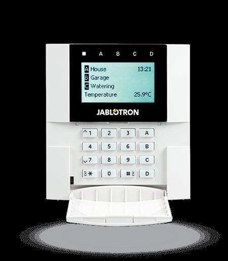 Jablotron alarmsystem