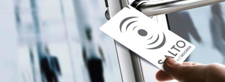 Adgangskontrol case i Ballerup