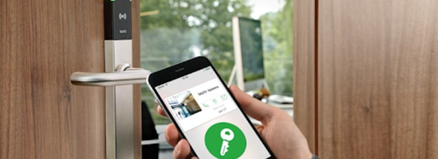 Mobil adgangskontrol giver fleksibilitet til internationale studerende