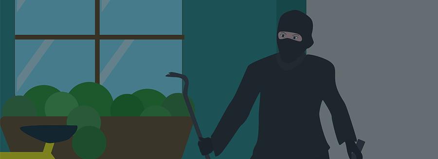Tyverisikring af vinduer / indbrudsikring af vinduer