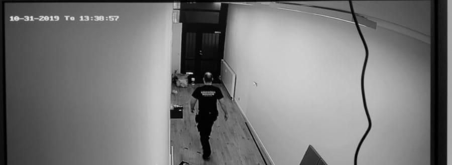 indbrud videovoervågning